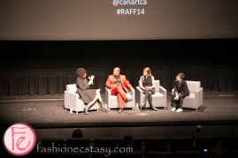 Reel Artists Film Festival (RAFF) 2014 Opening Night Party - Suzanne Boyd, Kehinde Wiley, Jessica Chermayeff, Ana Veselic