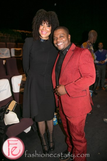 Reel Artists Film Festival (RAFF) 2014 Opening Night Party - Suzanne Boyd, Kehinde Wiley