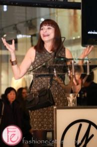Yorkdale 50 Year Anniversary Jeanne Beker