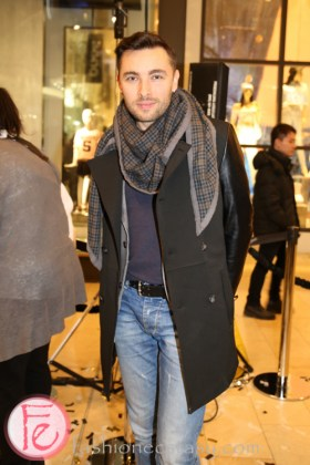 Yorkdale 50 Year Anniversary Lucian Matis