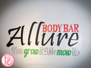 Allure Body Bar 2 Year Anniversary