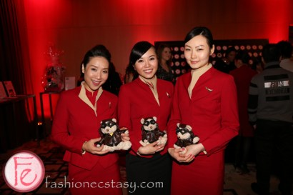 Cathay girls