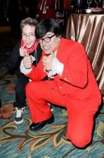 Starlight Gala 2014 Troy, Austin Powers
