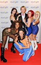 Starlight Gala 2014 Starlight Gala 2014 Spice Girls Tribute Band Cory Stewart