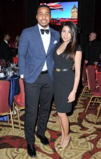 Starlight Gala 2014 John Chiles Aliya-Jasmine Sovani