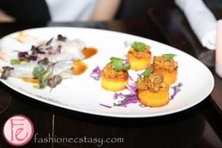 Mushroom Salad Roll & House Chorizo