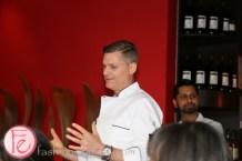 Chef Arturo Anhalt
