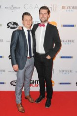 Right to Play Ball 2014 Fraser Jaffray, Dylan Donovan