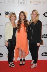 Right to Play Ball 2014 Carli Sacks, Ellenor Sacks