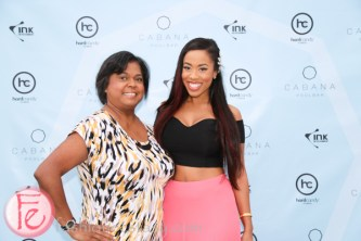 Patricia Jaggernauth and mom