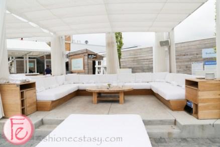 Cabana Pool Bar VIP Booth