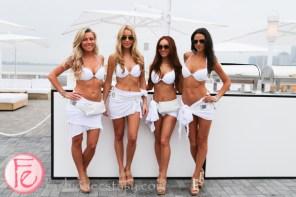 Cabana Pool Bar staff