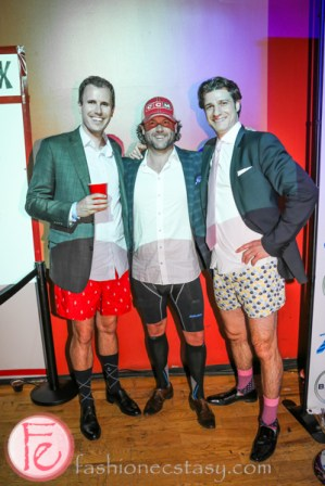 Pants Off Party for Prostate Cancer 2014