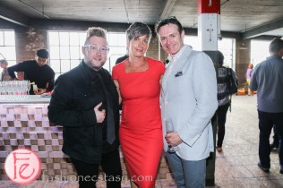 RAW Material Architecture Bash Jamie Alexander, Kim Graham, Glen