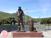 Golden Gate Bridge- The Lone Sailor