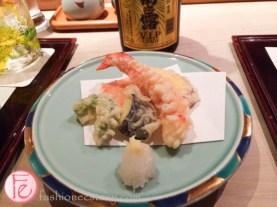 omakase- tempura