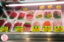 Heiwa Dori fish market