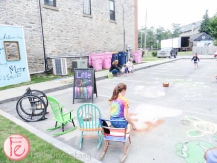 Taste Niagara USA Chalk Fest