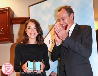Tatiana Maslany, Jean-Christophe Bedos