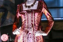 Reign costume