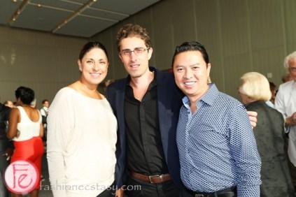 DINE Magazine Launch Party Aris Andrulakis