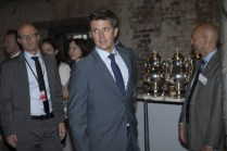 Danish Design Showcase Royal lunch -THR Crown Prince Frederik