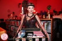 flapper at Hush Hush Bash 2014 Speakeasy toronto public library