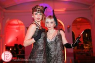 flappers at Hush Hush Bash 2014 Speakeasy