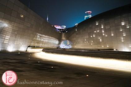 Dongdaemun Design Plaza DDP in Seoul