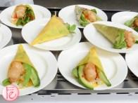 JOEY's sushi cone