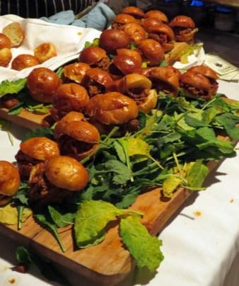 Tutti Matti Sliders at eat to the beat 2014