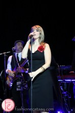 singer at wxn canada's most powerful women top 100 awards gala 2014