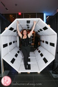 BOOMBOX-Stanley Kubrick at TIFF A Space Odyssey tunnel