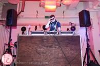 boombox stanley kubrick at tiff bell lightbox DJ
