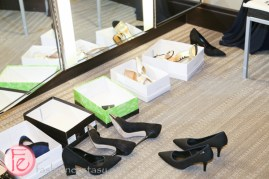 shoes at hudson's bay personal fitting room