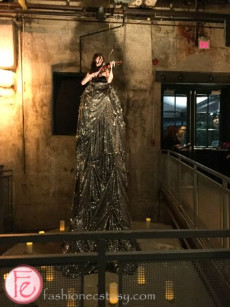 Le Grand Bal Masquerade 2014 fermenting cellar