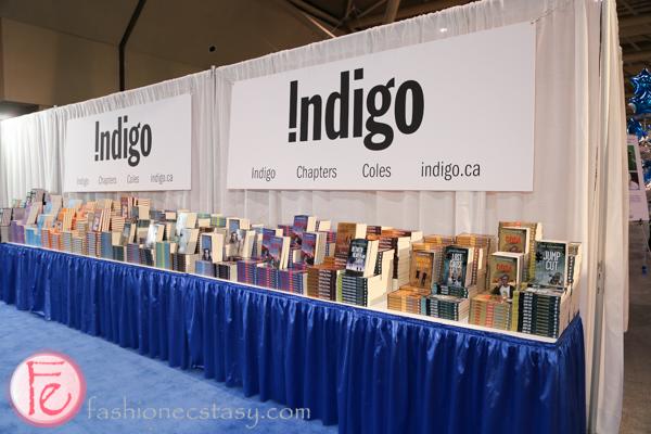 INSPIRE toronto international book fair lift-off party indigo