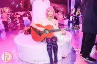 Jessica Gorlicky jessgo the sound of art exhibit girl with guitar