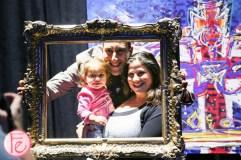 family photobooth jessgo the sound of art exhibit