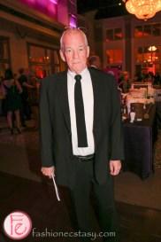 David Livingstone at mirror ball 2014