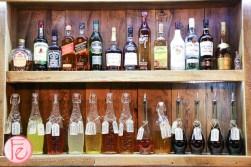 schnitzel hub house-infused vodka