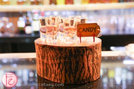 schnitzel hub's house-infused candy vodka