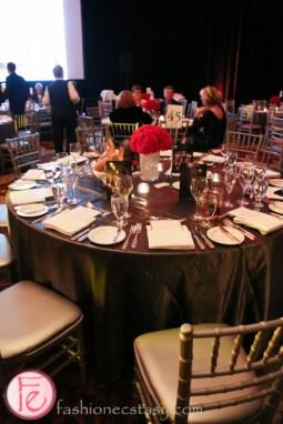 silver ball 2014 dinner tables