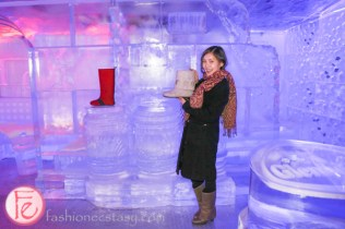 The House of Uniikii boots preview chill ice house