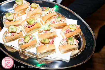 lobster rolls cc lounge on front