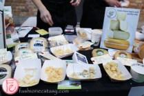 cheeses at canadian artisan tasting fair catf 2014