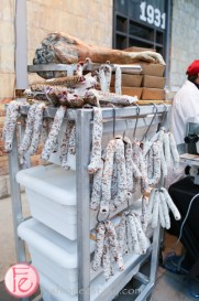 sausage at canadian artisan tasting fair catf 2014
