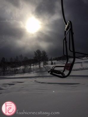Niseko ski lifts