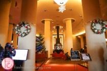 Hokkaido Hilton Niseko Village Hotel lobby