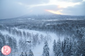 Hilton Niseko Village Hotel-view from our guest room